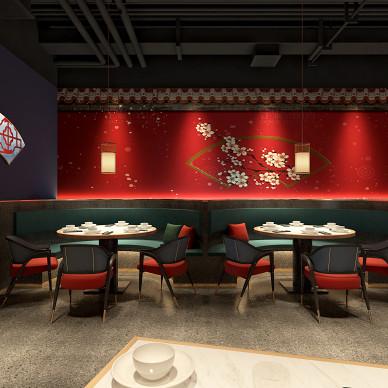 (吴军设计)御味说餐厅设计_1621588643_4449185