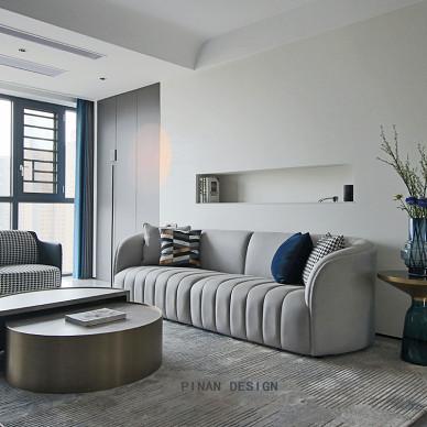 品岸装饰设计--潜江樟华国际120㎡私宅_1622427622
