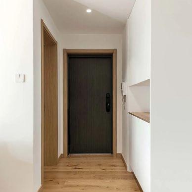 现代、中式、原木融合出一个清爽简洁的家_1623576587_4464337