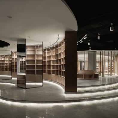 竹林不知处,有一间书屋