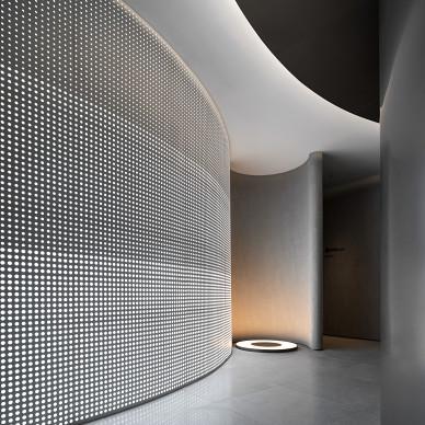 WED中熙展厅设计  以光之名 建筑新生_1624963669_4476003