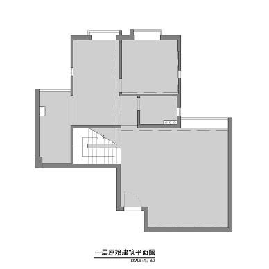 192㎡复式空间,实现家的多层次功能体验_1626248492