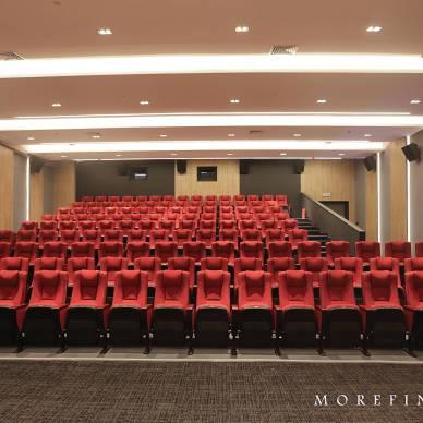 M F D 设计 丨王良纪念馆电影院_1626419734_4487966