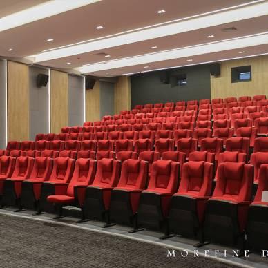 M F D 设计 丨王良纪念馆电影院_1626419733
