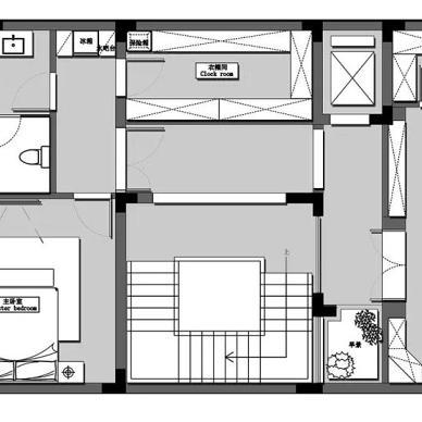 600平米别墅私宅,低奢生活演绎极致浪漫_1626668307_4489740