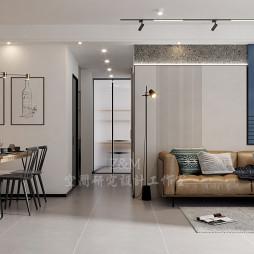 现代单身公寓老房改造_1626845708_4491108