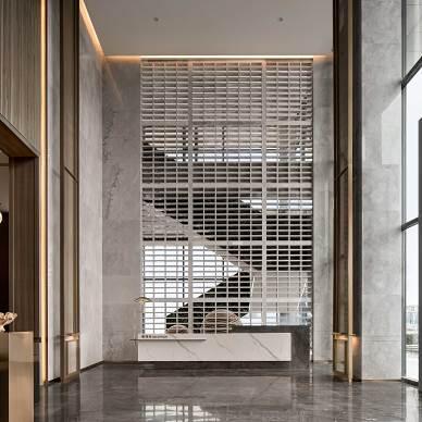 奥迅设计: 中国铁建·江门总部基地售楼部_1627350497_4495050
