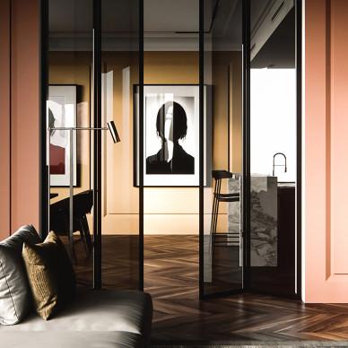 世纪中叶风:舒缓宁静、质感、颜色与家具_1627362604_4495204