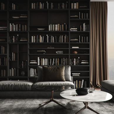 世纪中叶风:舒缓宁静、质感、颜色与家具_1627362604