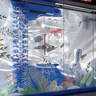 「大白兔」旗舰店:张狂造型下的理性构建_1627363881_4495213
