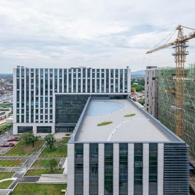 三裕建筑 | 高浪星球办公空间