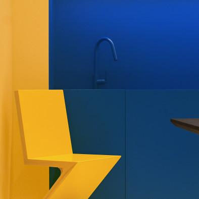 突破预设,一场色彩爆发的随机空间实验!