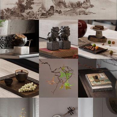 众睦设计丨湾景:当代东方,艺术与生活共鸣_1627526124_4496478