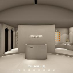 一岚设计丨GD&GT服装店空间设计_1627720238_4498521
