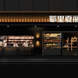 耶里夏丽上海南丹店:用设计引导感官体验!_1627979570_4500108