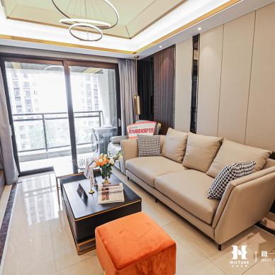 94㎡现代轻奢风,书房隐形床太好用了_1628740302_4506534