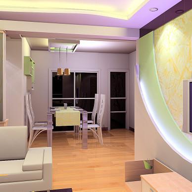 家装客厅 过道_1628815393_4507078