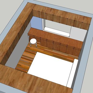 卧室空间精细化设计_4512636