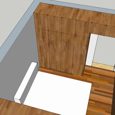 卧室空间精细化设计_4512637