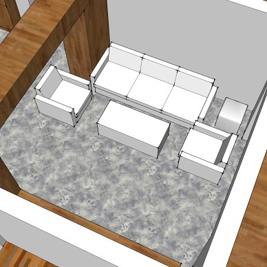客厅空间精细化设计示例_1629280103_4512667