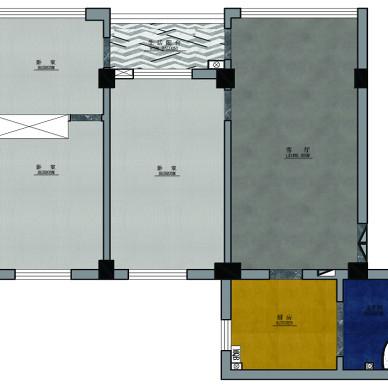 85㎡紧凑三房改造,空间一下就变大了_1629876688_4519253