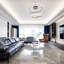 沙发这样放,环形动线客厅刷爆你的朋友圈_1630396742_4525233