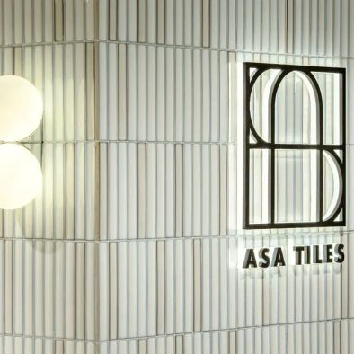OFT设计丨ASA瓷砖展厅