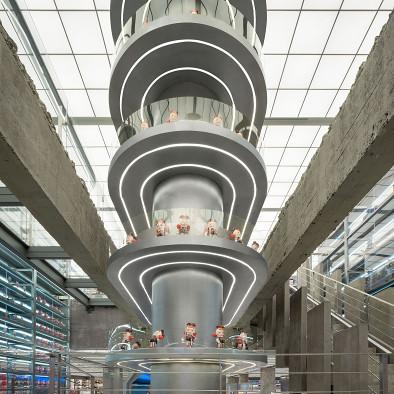 上海淮海路新开一家超火的潮玩圣地X11