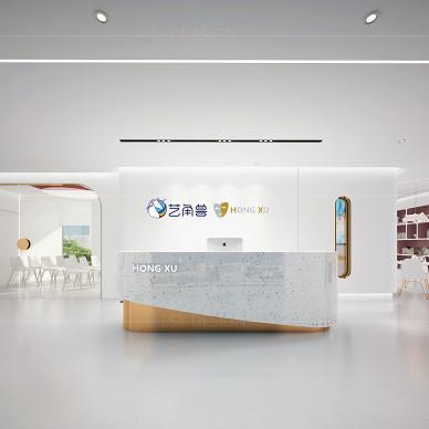 艺角兽(杭州)教育空间设计_1630652964_4528590