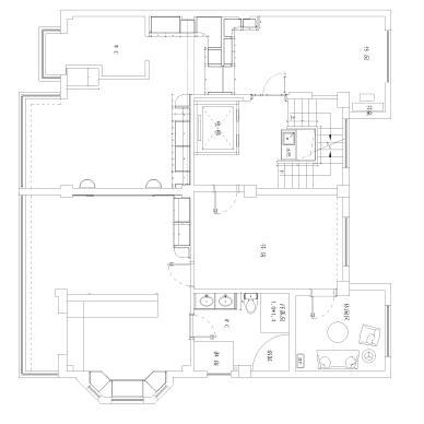 全空间精细化设计住宅别墅方案_1630747595_4529328
