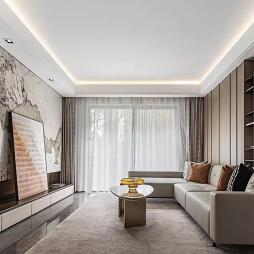 220㎡轻奢私宅,气质设计,极致美感!_1631588916_4538023