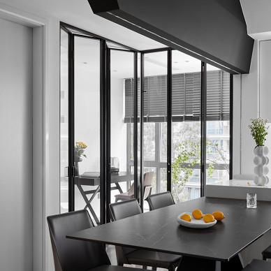 拥挤厨房变高级餐厅,精装房改造美到不敢认_1631691419_4539111
