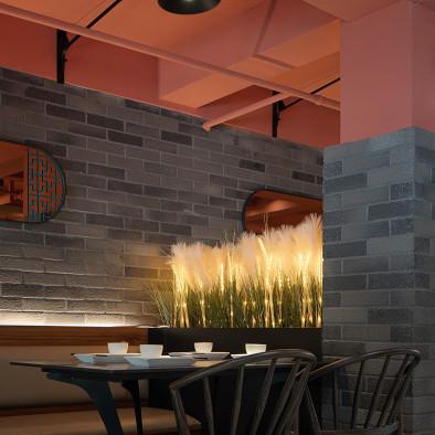 丰源烩面--餐饮店面设计