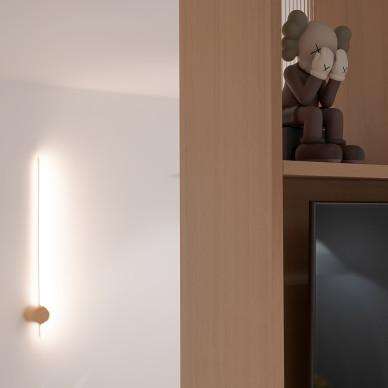 实景-《落》与《猫》上海日系现代公寓_4541525