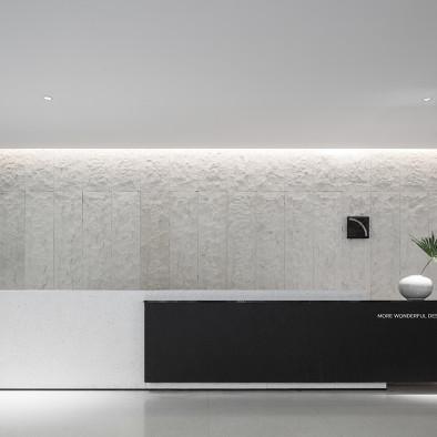 美林设计办公室:在艺术馆里办公