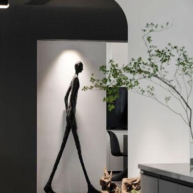 中麦设计马鑫,带你走进中麦室内设计事务所