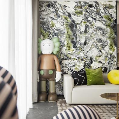 潮酷新生,探寻新一代住宅美学艺术